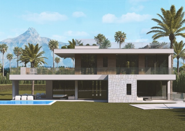 Beachside Villa for Sale in Golden Mile, Marbella