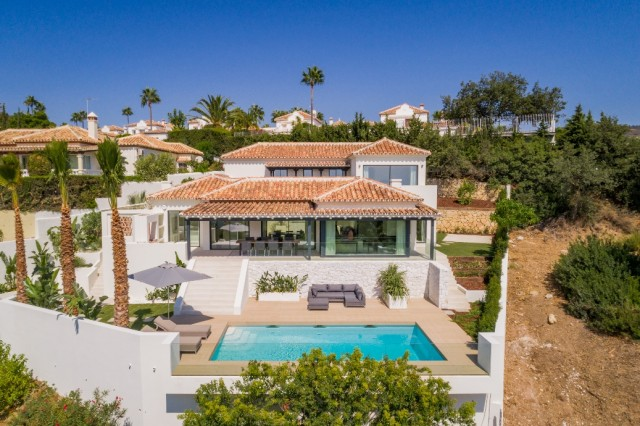 High Quality Villa for Sale in Elviria, Marbella East