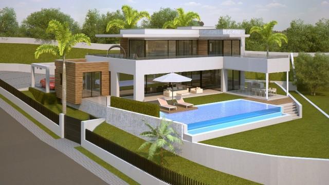 Plot/Land for Sale in La Alqueria, Benahavis