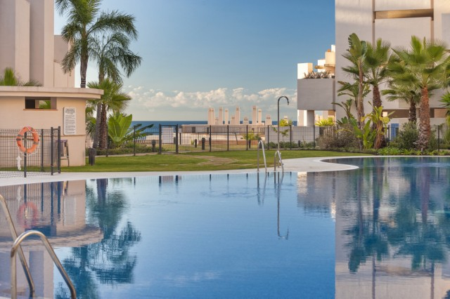 Frontline Beach Apartment for Sale in Estepona, Costa del Sol