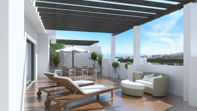 Brand New Apartment for Sale in Casares, Costa del Sol