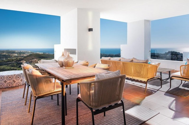 Modern Apartment for Sale in Mijas Costa, Costa del Sol
