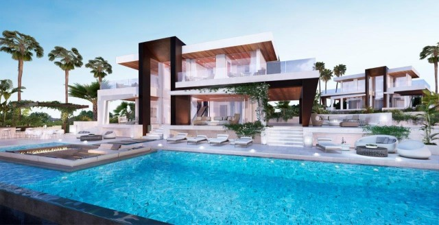 Two Luxury Villas for Sale in Nueva Andalucia, Marbella