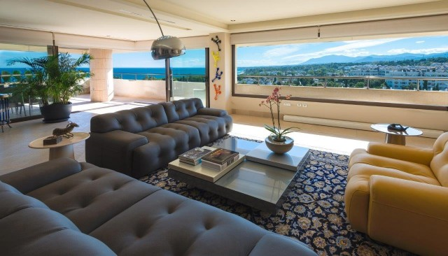 Fantastic Penthouse for Sale in Golden Mile, Marbella
