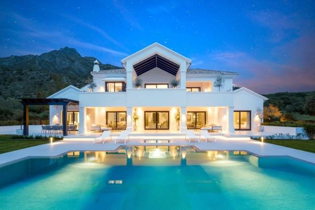 Villa till salu i Sierra Blanca
