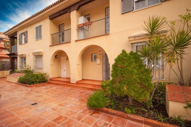Spacious Townhouse for Sale in Puerto Banus, Marbella