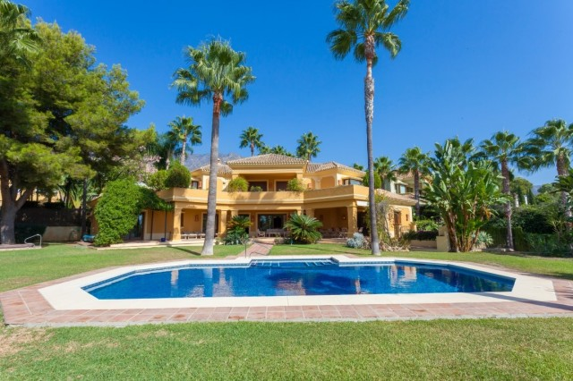 Quality Villa for Sale in Golden Mile, Marbella