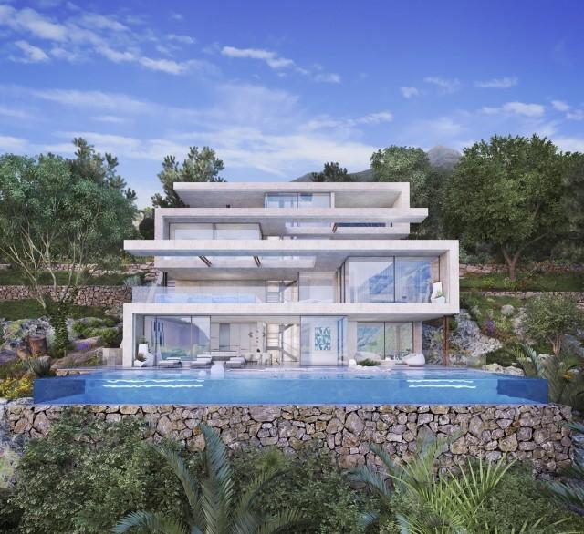 Villa for Sale in Istán