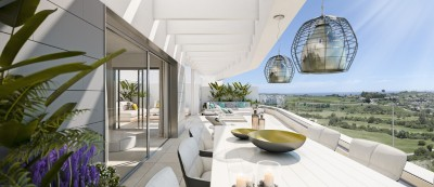 772297 - Apartamento en venta en West Estepona, Estepona, Málaga, España