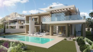 773775 - Detached Villa For sale in Golden Mile, Marbella, Málaga, Spain