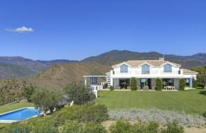 776360 - Detached Villa For sale in Benahavís, Málaga, Spain