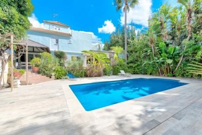 777859 - Detached Villa For sale in Nueva Andalucía, Marbella, Málaga, Spain
