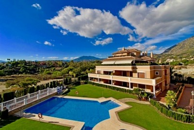 779709 - Duplex Penthouse For sale in Golden Mile, Marbella, Málaga, Spain