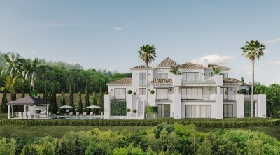 781011 - Detached Villa For sale in La Zagaleta, Benahavís, Málaga, Spain