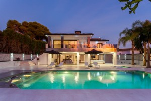 Detached Villa For sale in Marbella East, Marbella, Málaga, Spain
