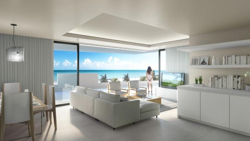 Lounge - dining room