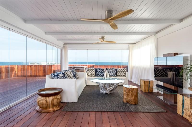 Glazed terrace solarium (2)