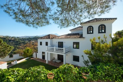 785218 - Detached Villa For sale in Benahavís, Málaga, Spain