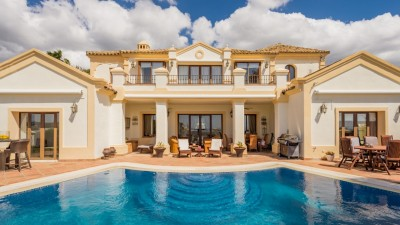 788578 - Detached Villa For sale in Benahavís, Málaga, Spain