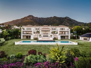 Detached Villa For sale in Sierra Blanca, Marbella, Málaga, Spain