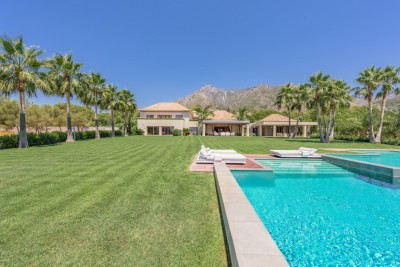 789470 - Vrijstaande villa for sale in Sierra Blanca, Marbella, Málaga, Spanje
