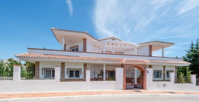 789952 - Detached Villa For sale in El Chaparral, Mijas, Málaga, Spain