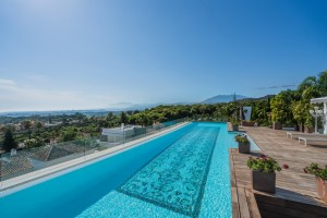 790390 - Duplex Penthouse For sale in Sierra Blanca, Marbella, Málaga, Spain