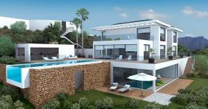 Detached Villa For sale in La Zagaleta, Benahavís, Málaga, Spain