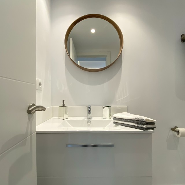 Bathroom reformed