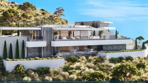 Detached Villa Sprzedaż Nieruchomości w Hiszpanii in La Quinta Golf, Benahavís, Málaga, Hiszpania