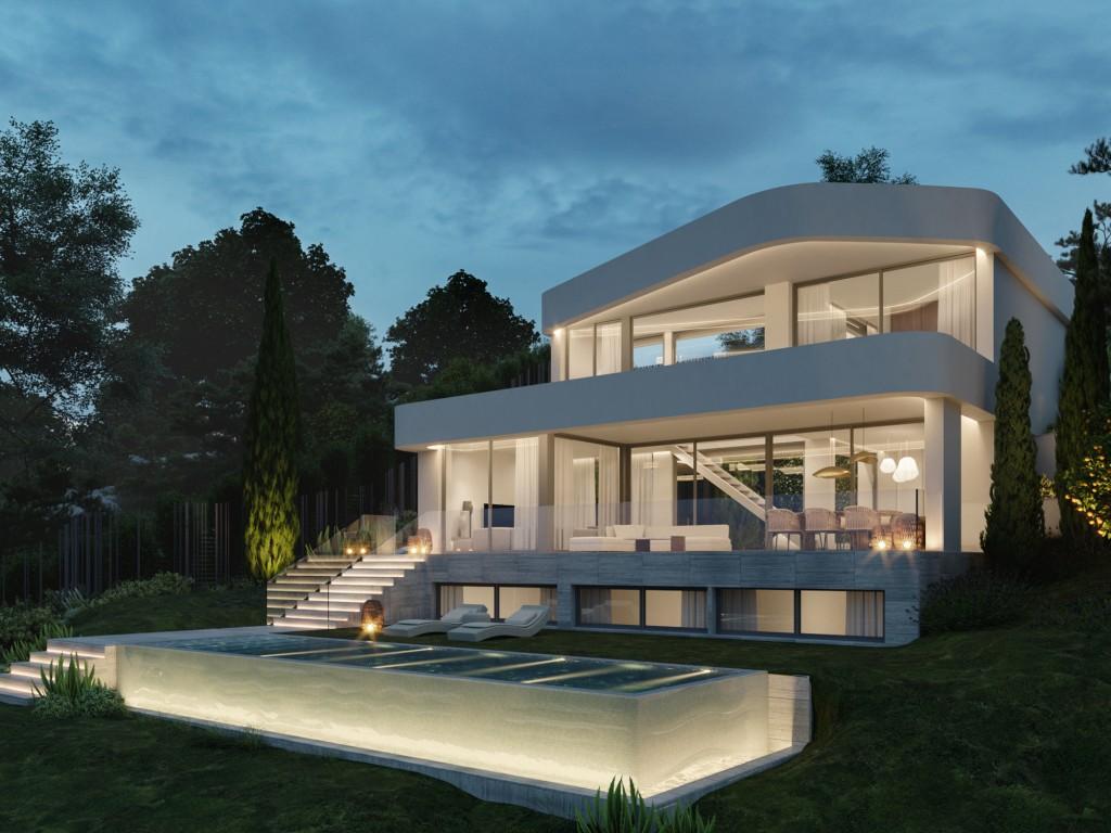 Villa by night (3)