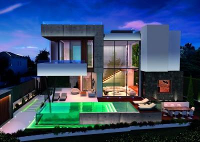 805225 - Detached Villa For sale in Golden Mile, Marbella, Málaga, Spain