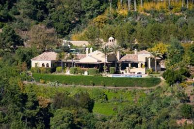 805447 - Detached Villa For sale in La Zagaleta, Benahavís, Málaga, Spain