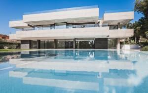 Detached Villa for sale in Guadalmina Baja, Marbella, Málaga, Spain
