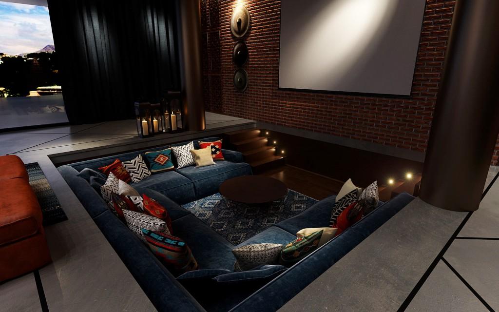 Cinema room  (4)