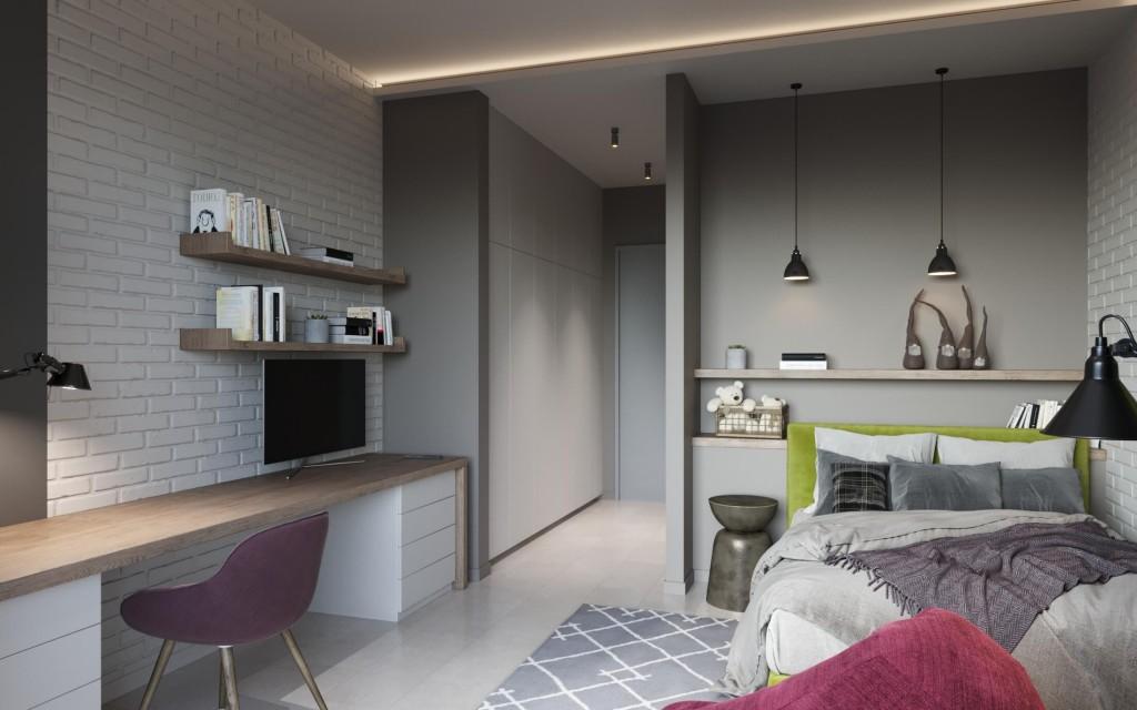 Guest bedroom  (4)