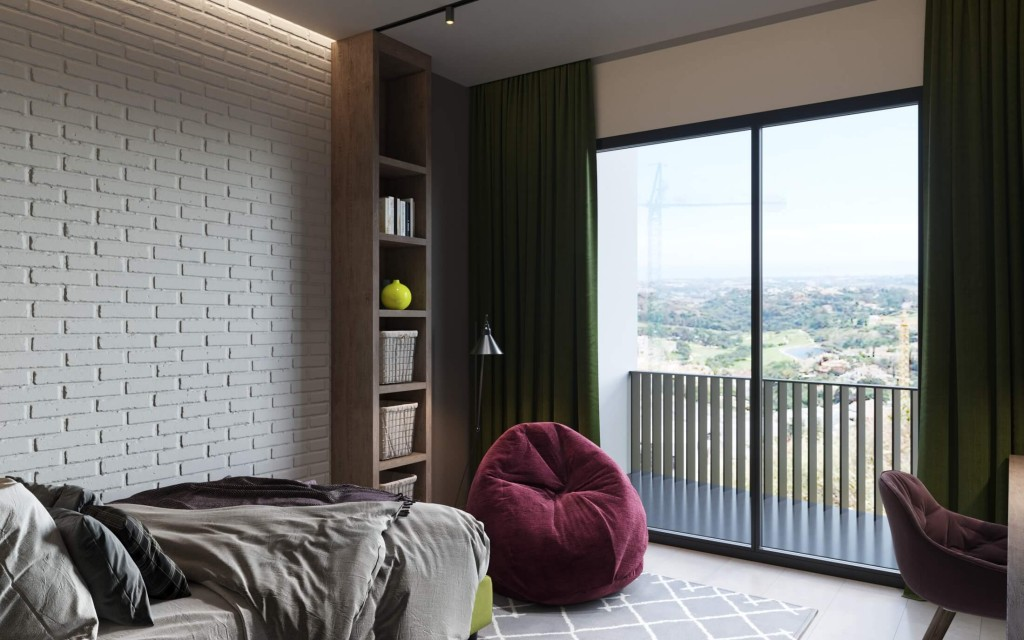 Guest bedroom  (5)