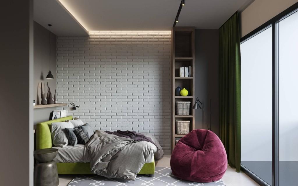 Guest bedroom  (6)