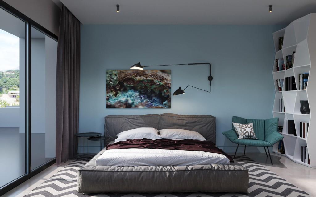 Guest bedroom  (9)