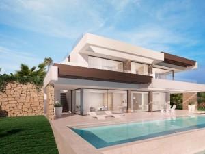 Detached Villa for sale in Cerrado de Elviria, Marbella, Málaga, Spain