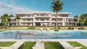 820962 - Appartement te koop in Casares, Málaga, Spanje