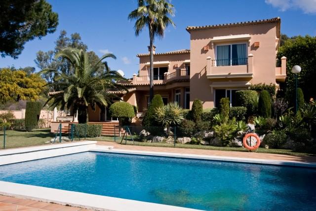 Vh1380 villa for sale in elviria playa marbella m laga spain - Malaga real estate ...
