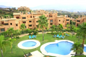 High quality duplex penthouse with wonderfull views of the sea and mountains