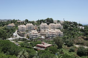 High quality two bedroom apartment in the peaceful urbanization of Colorado Hills in Elviria