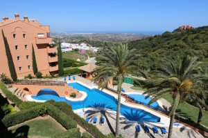 Penthouse with wonderful seaviews in El Vicario, La Mairena.