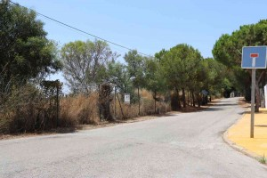 Building plot in Elviria!