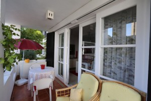 Lovely one bedroom apartment in the luxurious complex Los Jardines de las Golondrinas in Elviria.