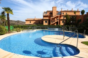 Three bedroom apartment in El Mirador de Santa Maria. Near to the golf of Santa Maria