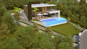 Building plot with project and license in La Alquería.
