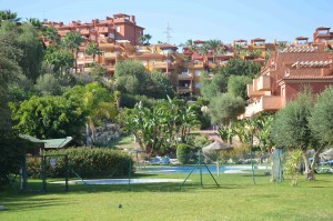Apartment in La Reserva de Marbella with two bedrooms, two bathrooms